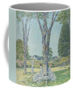 The Audition Coffee Mug by Childe Hassam