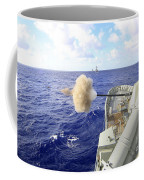 The Australian Navy Frigate Hmas Coffee Mug