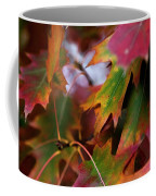 The Autumn Leaves Coffee Mug