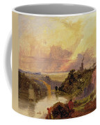 The Avon Gorge At Sunset  Coffee Mug