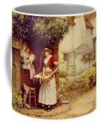 The Ballad Seller Coffee Mug