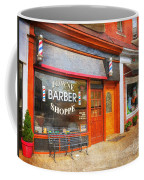 The Barber Shop Coffee Mug