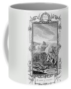The Battle Of Culloden Coffee Mug
