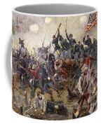 The Battle Of Spotsylvania Coffee Mug