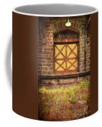 The Bay Door  Coffee Mug