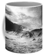 The Beach At Bridgehampton Coffee Mug