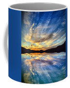 The Beauty Before The Darkness Coffee Mug