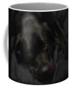 The Beauty Of Black Coffee Mug