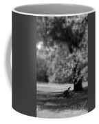 The Bench In The Park Coffee Mug