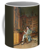 The Bibliophile Coffee Mug