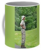 The Birdwatcher Coffee Mug by Paul Ward