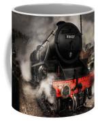 The Black Five Coffee Mug