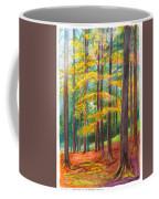 The Black Forest At Hinterzarten Coffee Mug
