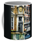 The Black Friar Pub In London Coffee Mug
