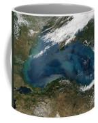 The Black Sea In Eastern Russia Coffee Mug by Stocktrek Images