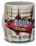 The Blackened Redfish Store Coffee Mug