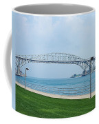 The Blue Water Bridge  Coffee Mug