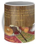 The Bread Of Life Coffee Mug