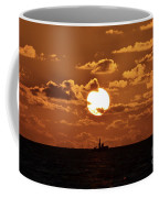 the Bronzy Sunset. Coffee Mug
