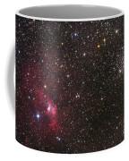 The Bubble Nebula Coffee Mug