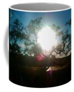 The Burning Tree Coffee Mug
