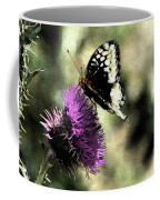 The Butterfly II Coffee Mug