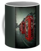 The Call Of Yesteryear Coffee Mug