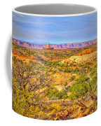 The Canyon In The Distance Coffee Mug