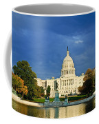 The Capitol Coffee Mug