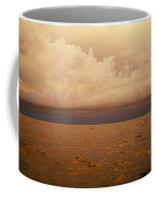 The Caribbean Sea Reflects The Sunset Coffee Mug