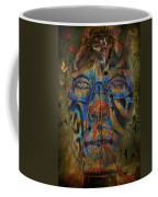 The Change Of Faces Coffee Mug
