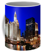 The Chicago River Coffee Mug