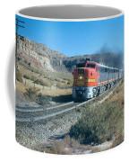 The Chief Train Coffee Mug
