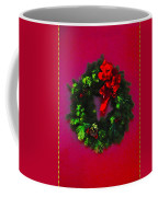 The Christmas Wreath Coffee Mug