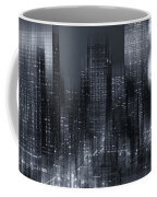 The City Comes Alive At Night Coffee Mug