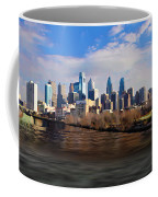 The City Of Brotherly Love Coffee Mug