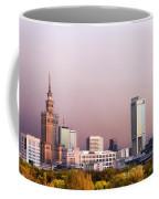 The City Of Warsaw Coffee Mug