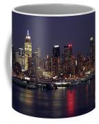 The City That Never Sleeps Coffee Mug