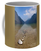 The Clear Waters Of King's Lake Coffee Mug