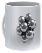 The Closest Possible Packing Of Spheres Coffee Mug