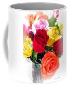 The Color Of A Rose Coffee Mug