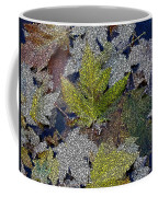 The Color Of Fall Coffee Mug