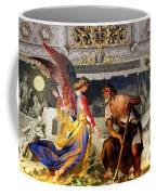 The Colored Angel Coffee Mug