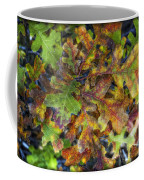The Colors Of Autumn  Coffee Mug