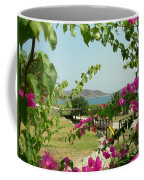 The Colors Of Paros Coffee Mug