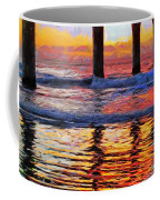 The Colours Of Dawn  Coffee Mug