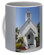 The Community Chapel Of Melbourne Beach Florida Coffee Mug