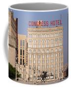 The Congress Hotel - 1 Coffee Mug