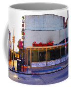 The Continental Diner Coffee Mug by Bill Cannon
