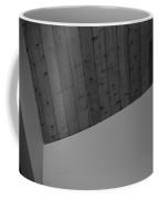 The Corner In Black And White Coffee Mug